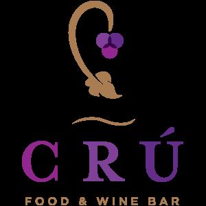 Logo - Cru Wine Bar