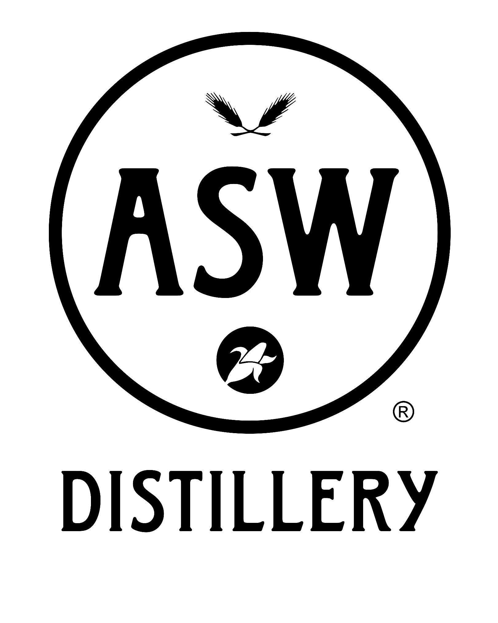 Logo - ASW Distillery