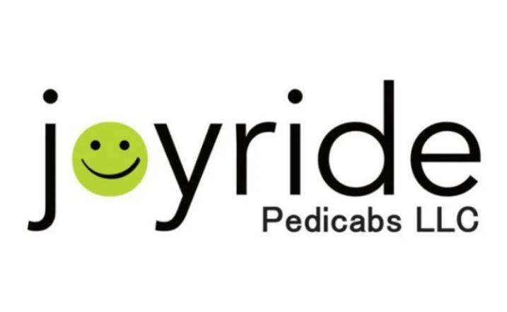 Logo - Joyride Pedicabs